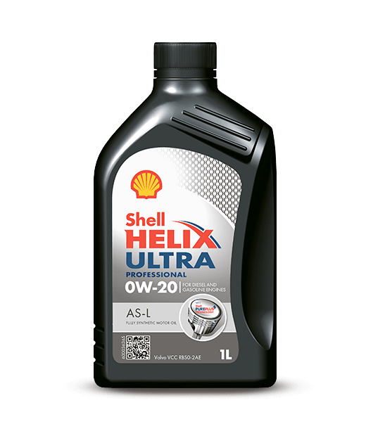Shell Helix Ultra Professional AS-L 0W‑20